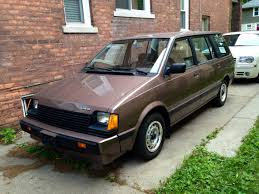 mitsubishi colt 1986 kidney anyone mint chocolate 30k mile colt vista wagon