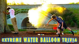 Challenge Water Balloon Water Balloon Challenge Mattybraps Ivey Vs Justin