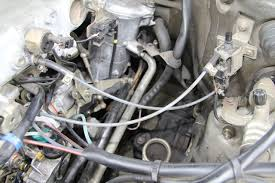 603 diesel engine vacuum hose leaks and faulty routing vacuum