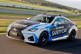 used lexus suv adelaide lexus rc f to serve as safety car for v8 supercars series