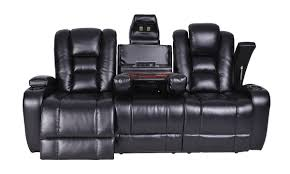 Ashley Furniture Exhilaration Sectional Sofas Center Imposing Leather Power Reclining Sofa Photo Design