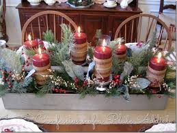 country christmas centerpieces confessions of a plate addict a farmhouse christmas in the dining