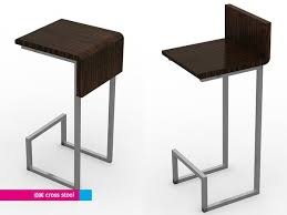 bar stool design atelier k99 krembo99 architecture image design blog