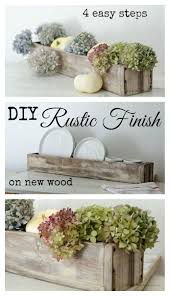 wood in how to get a rustic finish on new wood in 4 steps woods easy