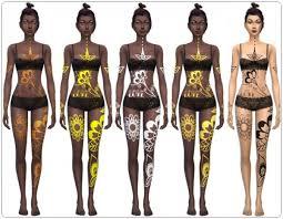 annett s sims 4 welt henna tattoos u2022 sims 4 downloads