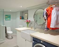 laundry bathroom ideas mini laundry tub affordable asb in x in white composite