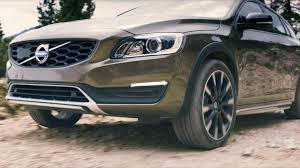 volvo official site 2016 volvo v60 cross country official trailer youtube