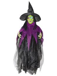 Halloween Costumes That Light Up by 3 U0027 Hanging Light Up Witch Costume Supercenter Buy Yours On Sale