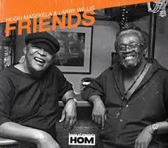 hom photo album friends hugh masekela larry willis album