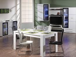 table blanche cuisine conforama table salle a manger design modern moderne vue cuisine de