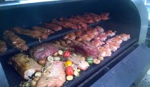 Outdoor Bbq Outdoor Bbq Catering Uk With A Competition Chef