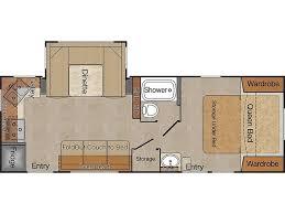 nash travel trailer floor plans showrooms