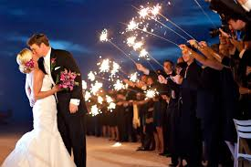 for your wedding 20 magical wedding sparkler send ideas for your wedding
