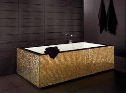 gold bathrooms luxury black and gold bathrooms decoholic
