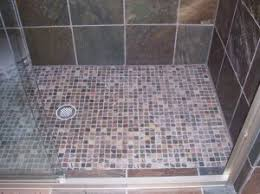 shower tile types not every tile can be used in the shower easy