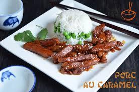 cuisine asiatique facile porc au caramel facile et délicieux