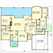 floor plans for homes one story house plan awesome one story house plans with two master bedroo