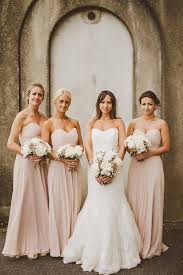 soft pink bridesmaid dresses southern stylista wedding belles bridesmaid inspiration i