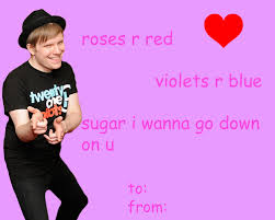 Valentines Day Cards Memes - 30 hilarious celebrity valentine s day cards smosh