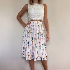 jellyfish dress nordstrom dresses skirts renamed jellyfish print midi skirt