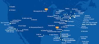 Jetblue Airports Map Jetblue Trueblue Reward Program Review Birch Finance