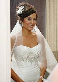 front view of side swept hairstyles beautiful wedding style front view our wedding pinterest