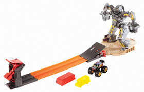toy monster jam trucks for sale wheels monster jam maximum destruction battle trackset shop