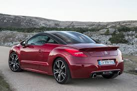 peugeot car 2015 peugeot rcz coupe 2010 2015 buying and selling parkers