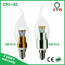 e14 led flicker flame candle light bulbs bent tip 5w buy e14 led