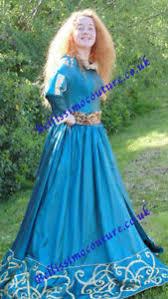 disney brave princess merida costume size 6 8 10 12 14 16