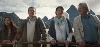 downsizing 2017 movie trailer song