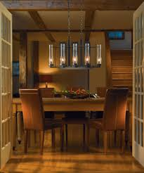 Hanging Dining Room Light Fixtures Amazing Design Rectangular Dining Room Light Creative Ideas