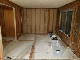 bathroom should i replace particle board underlayment before