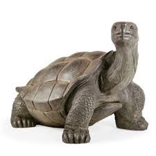 buy tank the realistic resin tortoise garden ornament from