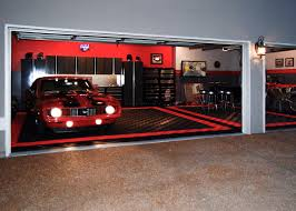 garage decorating ideas detached garage plans free with loft car man cave decorating ideas