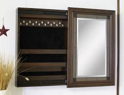 jewelry box wall mounted cabinet wall mounted jewelry box 12 best jewelry cabinet images on pinterest