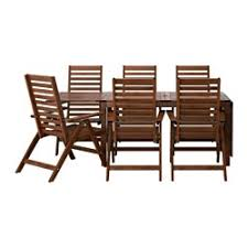 Patio Table And 6 Chairs Patio Dining Sets Ikea