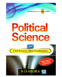 political science for civil services examination 1st edition buy