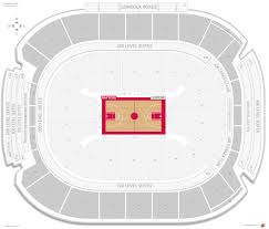 chicago bulls seating chart with seat numbers brokeasshome com toronto raptors seating guide air canada centre rateyourseats com