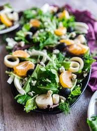 clementine cuisine clementine and fennel salad recipe