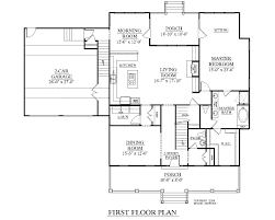 Southern Home Floor Plans by Southern Heritage Home Designs House Plan 3685 A The Sumter A