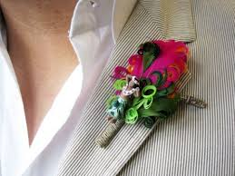 Corsage Pins Themed Boutonnieres And Funky Corsage Pins From I Do Novelty
