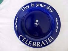 celebrate plate pered chef celebration plate 2820 birthday this is your day