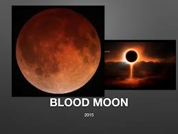 blood moon 2015 what does the blood moon