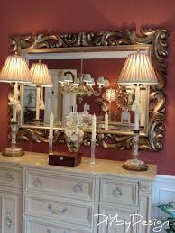 Home Goods Wall Mirrors Diy By Design Mirror Mirror Finally On The Wall