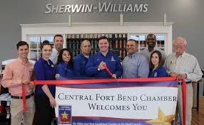 Shrewin Williams by Chamber Welcomes Sherwin U2013 Williams On 99 U0026 59 During Ribbon