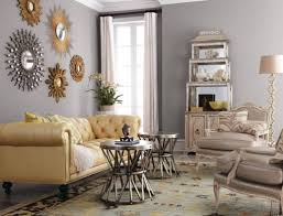 circle mirror wall decor ideas and decorative mirrors for living