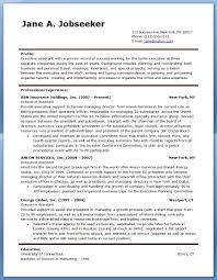 Senior Administrative Assistant Resume Sample by Executive Assistant Resume Templates Account Executive Assistant