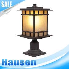 Outdoor Column Light by Main Gate Pillar Light Main Gate Pillar Light Suppliers And
