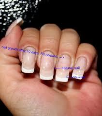 charla u0027s nails polka dot tips